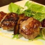 豚レバーのスピエディーニ(串焼き)
