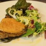 いつかのBランチ 魚メイン マゾイのオーブン焼き 甘海老バターソース