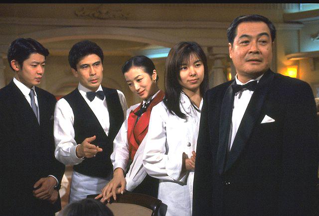 「王様のレストラン」の山口智子